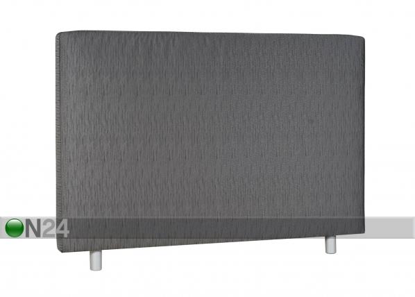 Kangasverhoiltu sängynpääty STANDARD FR-48120