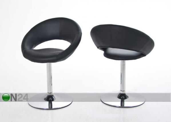 Pyörivä tuoli PLUMP, 2 kpl CM-48229