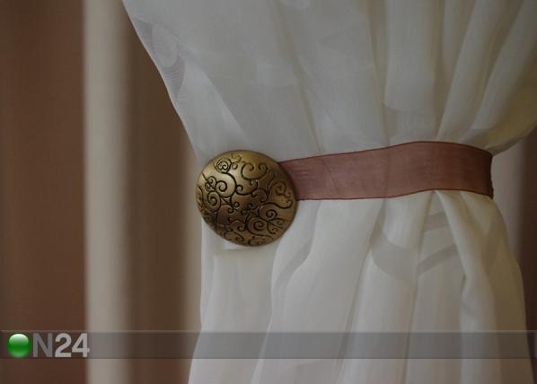 Verhomagneetti kulta, ruskea tylli TG-48292