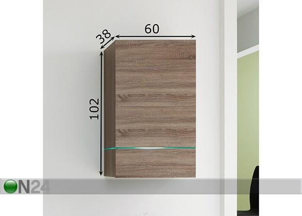 Seinäkaappi COLOUR ART SM-49143