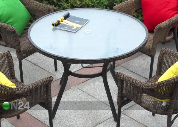 Parvekepöytä SOLAR EV-49443