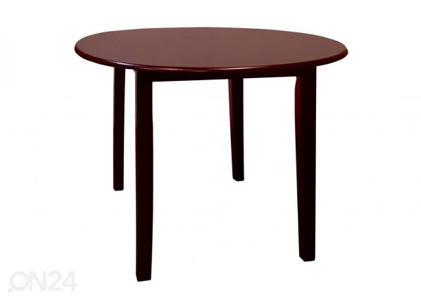 Klaffipöytä MONACO 106x65-106 cm GO-50597