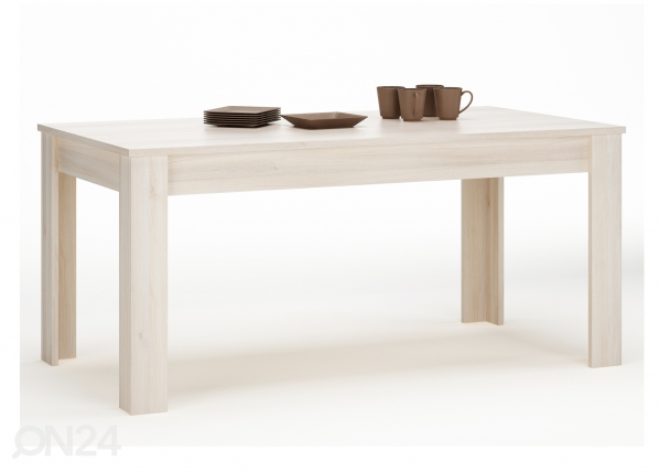 Ruokapöytä RUBIS 90x170 cm CM-50858