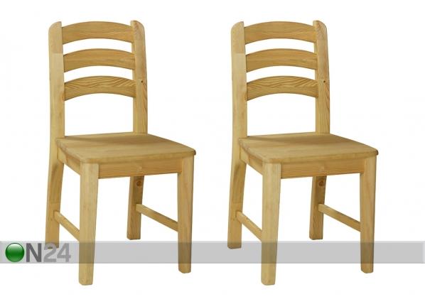 Tuolit IG, mänty 2 kpl PI-50977