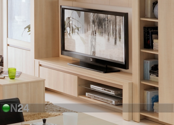 TV-taso LANA vaalea tammi MA-51685
