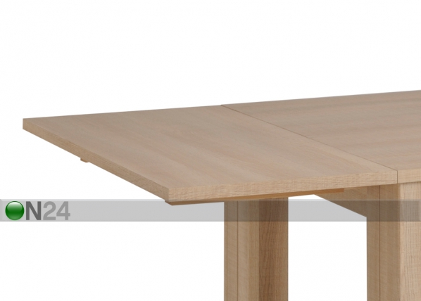 Jatko-osa ruokapöytään LANA vaalea tammi MA-51703