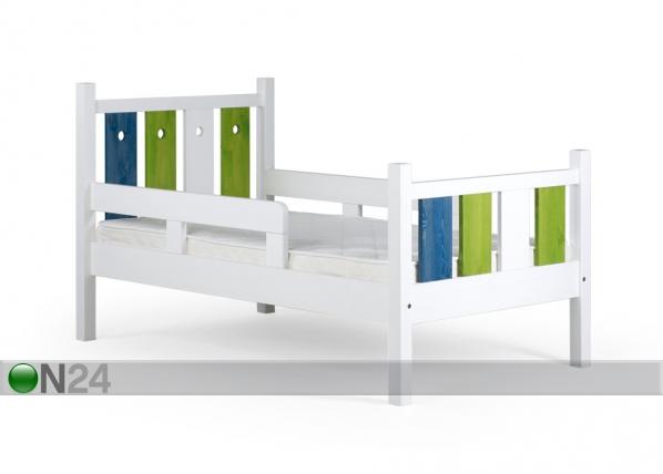 Lastensänky JUNIOR, mänty 75x150 cm AW-51774