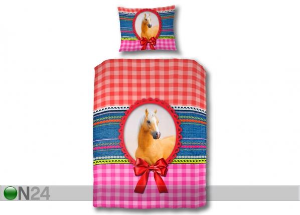 Lasten vuodevaatesetti HORSE QA-51904
