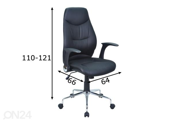Työtuoli BRONTES CM-52561