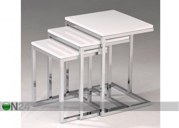 Tarjoilupöytä CAVA 3 BL-52656