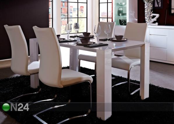 Ruokapöytä FINO 90x190 cm SM-53926