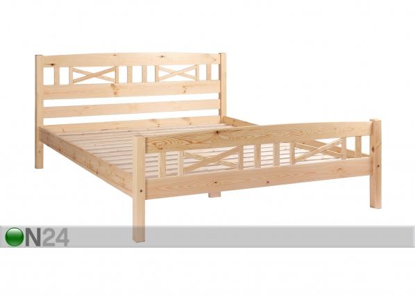 Sänky mänty 160x200 cm RM-54105
