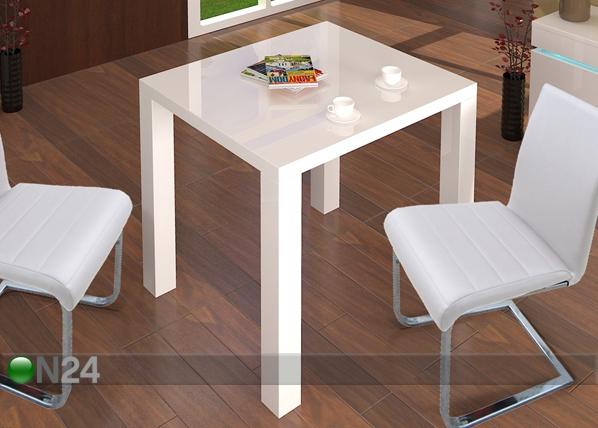 Ruokapöytä ATHENE 80x80 cm AQ-54109
