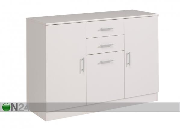 Lipasto INFINITY, valkoinen MA-54589