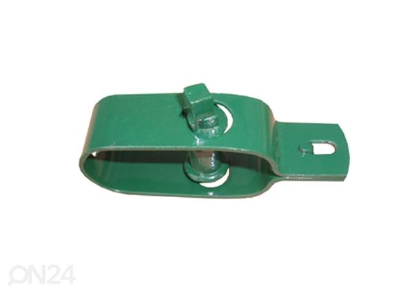 Verkkoaidan kiristin (vihreä), 10 kpl PO-54802