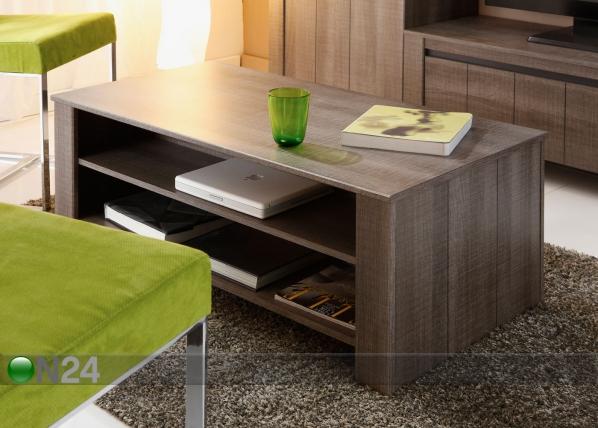 Sohvapöytä LANA, tumma tammi MA-55510