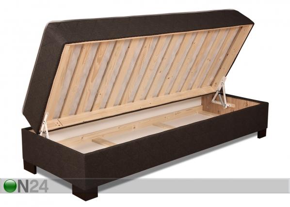 Hyvän unen ABC runkopatja vuodevaatelaatikolla BONNIE RM-55835