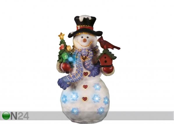 Lumiukko koriste 45cm AA-56499