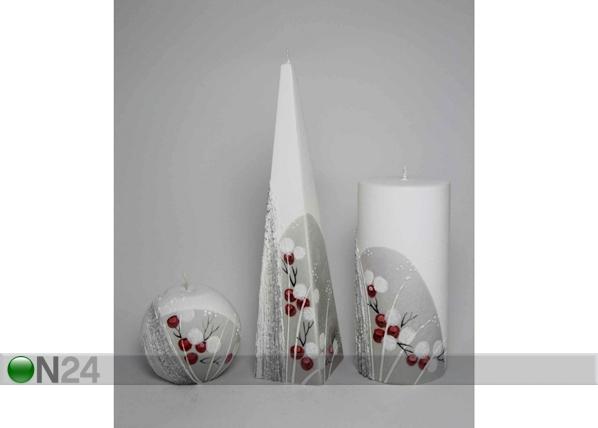 Kynttilät käsityötä+alunen SG-56520