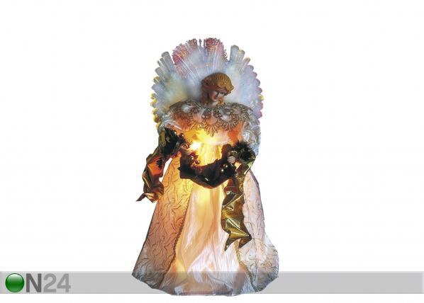 Joulukoristin ANGEL 70cm AA-56602