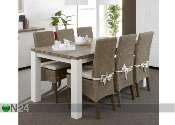 Ruokapöytä DELHI AQ-57078
