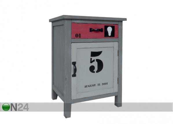 Yöpöytä TOULON-05 BL-57192