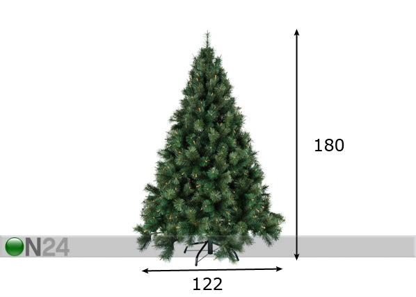 Tekomänty 180 cm AA-57382