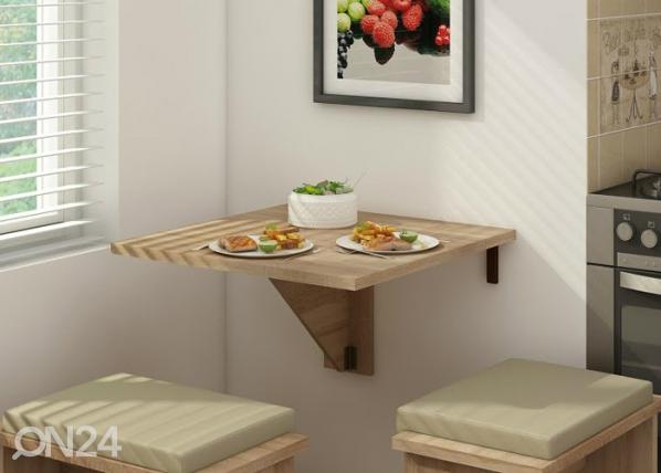Klaffipöytä 70x70 cm TF-58373