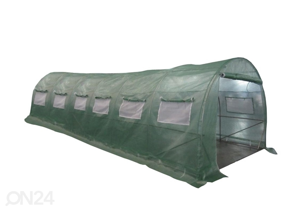 Kasvihuone, muovi PRO 24 m² PO-58397