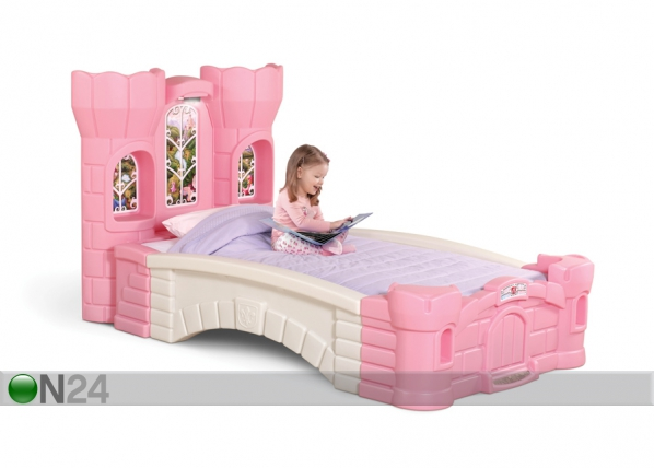 Prinsessasänky STEP2 PRINCESS PALACE WB-59223