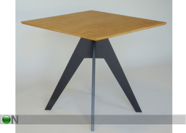 Ruokapöytä EDI 80x80 cm RB-59504