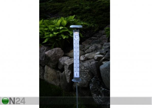Aurinkopaneeli lämpömittari AA-59870