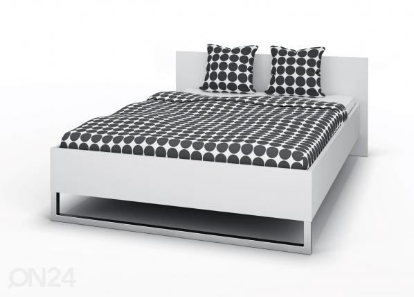 Sänky STYLE+patja INTER POCKET CM-60274