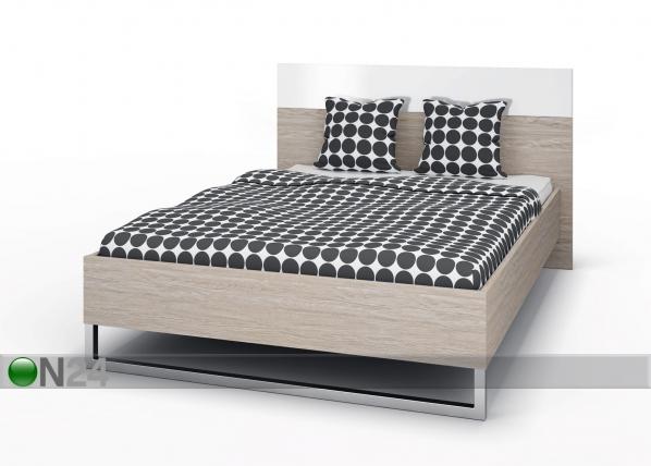 Sänky STYLE+patja INTER BONNEL CM-60345