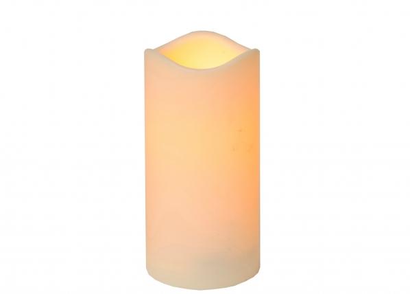 LED kynttilä ajastimella 15 cm AA-60489
