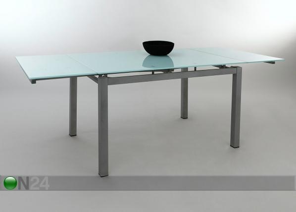 Jatkettava ruokapöytä ROMINA 70x110-170 cm SM-60887