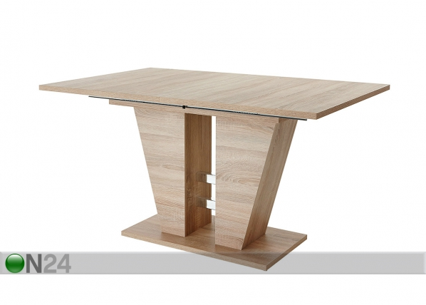 Jatkettava ruokapöytä TANJA I 90x160-240 cm SM-61044