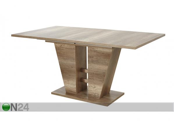 Jatkettava ruokapöytä TANJA II 90x140-220 cm SM-61052