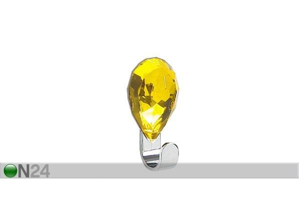Naulakko SPIRELLA JEWEL keltainen UR-61347