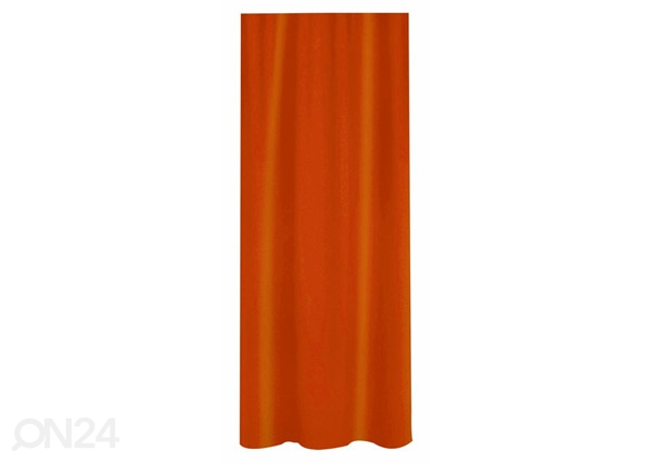 Suihkuverho SPIRELLA PRIMO, oranssi tekstiili UR-61368