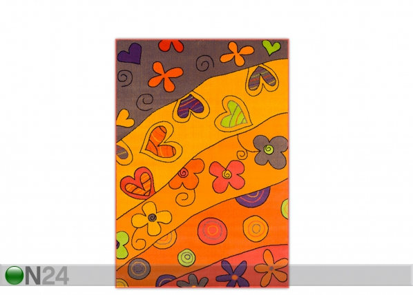 Matto HAPPY COLOR 80x140 cm AA-61482