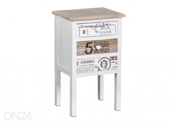 Lipasto / yöpöytä SARAH TS-61854
