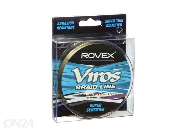 Kalastussiima ROVEX VIROS 0,12 mm, 270 m MH-62481