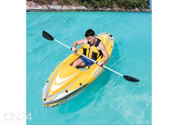 Puhalletttava kanootti WAVE LINE, yhdelle SI-62498