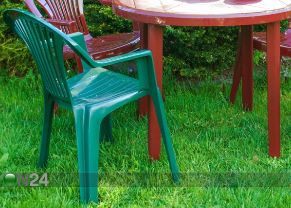 Pinottava puutarhatuoli LIDO EV-62964