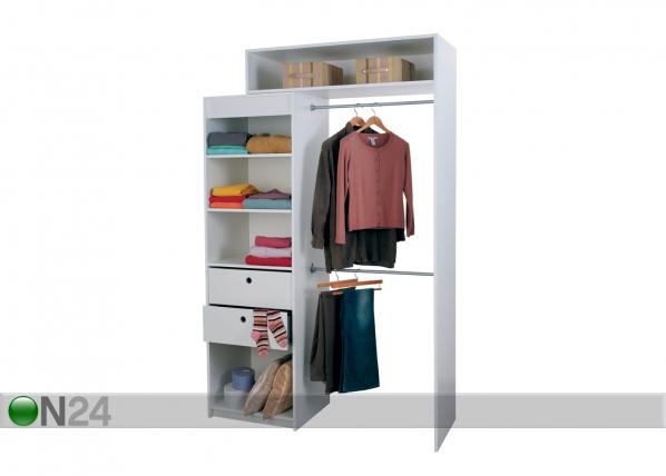 Jatkettava vaatetankojärjestelmä EXTENSIBLE CM-62990