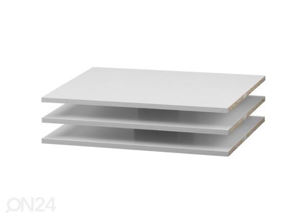 Välihyllyt vaatekaappiin VERONA, 3 kpl AQ-63080