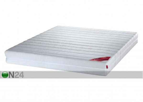 SLEEPWELL joustinpatja RED POCKET hard SW-63262