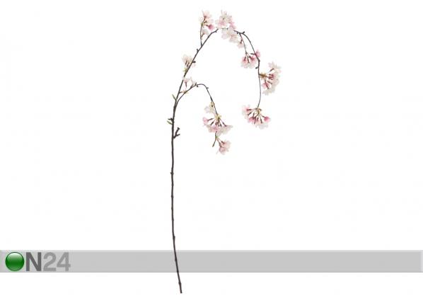 Tekokukka KIRSIKAN TAIPUISA OKSA roosa-valkoinen 120 cm SH-63555