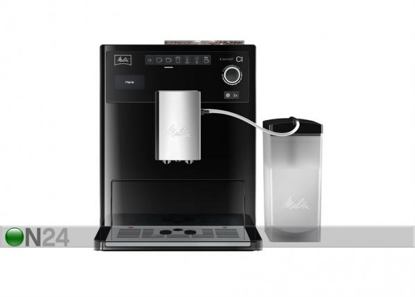 Kahvinkeitin MELITTA CAFFEO CI musta EO-64356